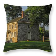 Headquarters For Gw Throw Pillow