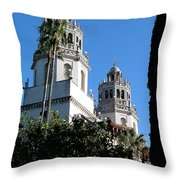 Hearst 3-faa Throw Pillow