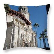 Hearst 4-faa Throw Pillow