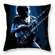 Heart #23ab Throw Pillow