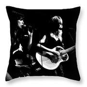 Heart #48a Throw Pillow