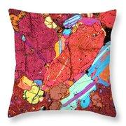 Heart Of Lipari - 2 Throw Pillow