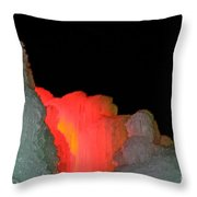 Heart Of The Castle Throw Pillow