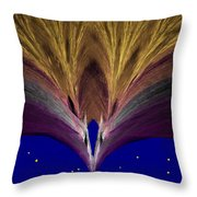 Heavenly Archway Throw Pillow