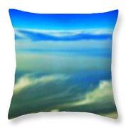 Heavenly Peace Throw Pillow