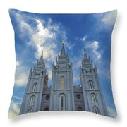 Heavenward Throw Pillow