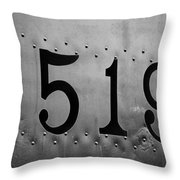 Heavy Metal 1519 - Photopower 1468 Throw Pillow