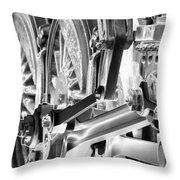 Heavy Metal 1519 - Photopower 1472 Throw Pillow