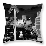 Heavy Metal 1519 - Photopower 1474 Throw Pillow