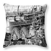 Heavy Metal 1519 - Photopower 1476 Throw Pillow
