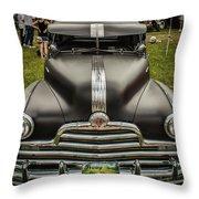 Heavy Metal 1941 Pontiac Throw Pillow