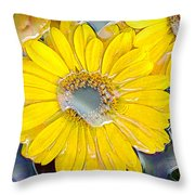 Heavy On The Dew Throw Pillow