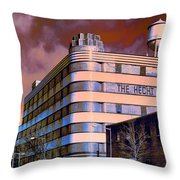 Hecht Warehouse Throw Pillow