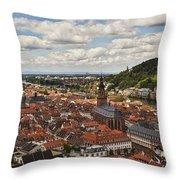 Heidelberg Throw Pillow