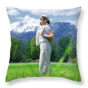 Heidi Throw Pillow