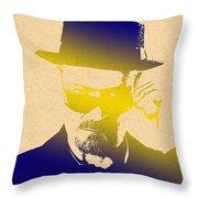 Heisenberg - 4 Throw Pillow