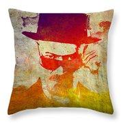 Heisenberg - 9 Throw Pillow
