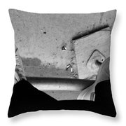 Held To See Throw Pillow