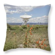 Hello?  Throw Pillow