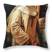 Heloisas Vow Throw Pillow