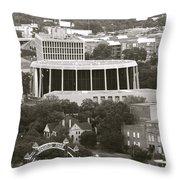 Hemisfair Park 2013 Throw Pillow