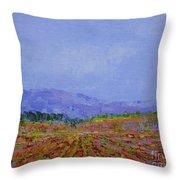 Henderson Farm Throw Pillow