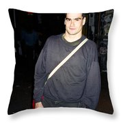 Henry Rollins 1991 Throw Pillow