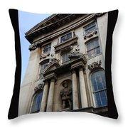 Henry The Eighth London England Throw Pillow