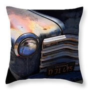 Herbie's Father Throw Pillow