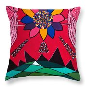 Here Comes The Sun 11 Throw Pillow