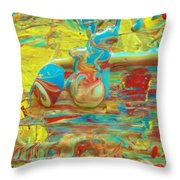 Here Is Looking At You Throw Pillow