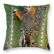 Here's Lunch Throw Pillow