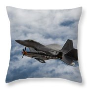 Heritage Flight Throw Pillow
