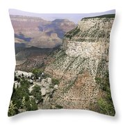 Hermit Rd Throw Pillow