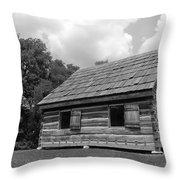 Hermitage Farmhouse 1 Throw Pillow
