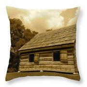 Hermitage Farmhouse 2 Throw Pillow