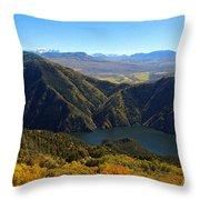Hermit's Rest Throw Pillow