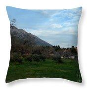 Hermosa Vista  Throw Pillow