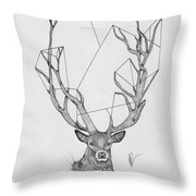 Herne 0.1 Throw Pillow