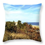 Herring Point Throw Pillow