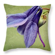 Hesitation Throw Pillow