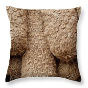 Hessian Boat Bumpers Throw Pillow