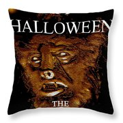Hh Wolfman Classic Style Throw Pillow