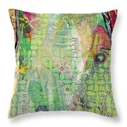 Hidden Forests IIi  Throw Pillow
