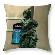 Hidden In Plain Sight Throw Pillow