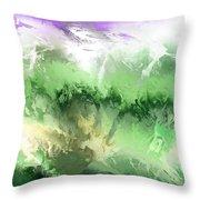 hidden valley VII Throw Pillow