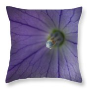 Hidden World  Throw Pillow