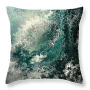 Hideaway By Rafi Talby Throw Pillow