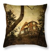 Hideaway Throw Pillow