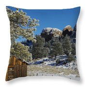 Hideout Throw Pillow